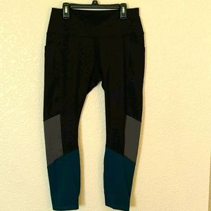 All in motion sports leggings, M